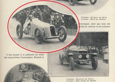 1928 30 09 24ème et dernier Gaillon Amilcar Morel MCO 1500cc 28'' 2-5 à 136 kmh RBMTTC 3