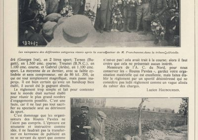 1928 Meeting 3 Routes Pavées copie