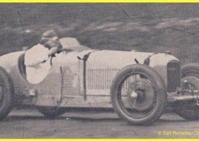 1929 07 04 GP Algérie, Circuit de Staouélé. 1er Cloître Amilcar MCO GH, 1100, 1