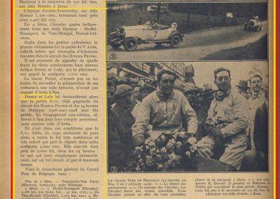 1929 08 07 GP Belgique Benoist Alfa Duray-Laly Ariès 2_