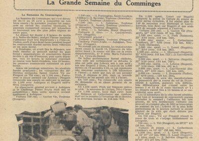 1929 08 18 Grande Semaine du Comminges 1