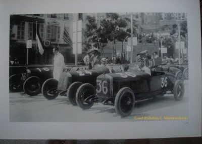 1929 14 04 1er GP Automobile de Monaco. 1er Williams. 5
