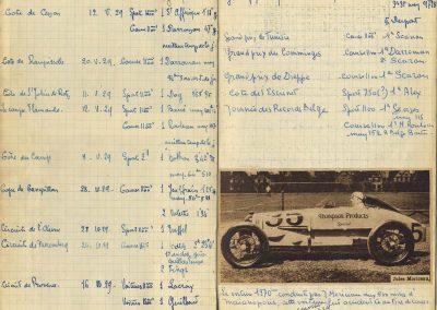 1929 1er GP Lyon et Tunisie