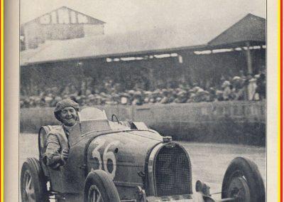 1929 30 06 GP 23ème ACF au Mans, 1er Williams