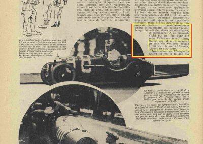 1931 23 25 05 Bol d'Or (24 h. un seul pilote) Saint -Germain-en-Laye. Amilcar MCO GH, C.A. Martin, 1er Cat. et 3ème au Général (avec le moteur 4 cyl. latéral 1100cc).11_