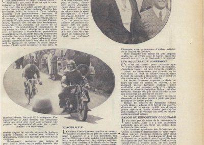 1931 23-25 05 Bol d'Or St Germain (les 24 h. 1 seul pilote). 1er Catégorie Sport, C.A. Martin Amilcar MCO GH n° 103, 413 tours soit, 1726 km à 71 km-h de moy. 12