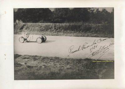 1931 30 08 GP de France à Linas-Montlhéry, C.A. Martin Amilcar n°6, MCO G.H. 3