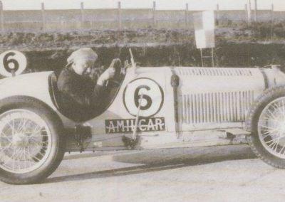 1931 30 08 GP de France à Linas-Montlhéry, C.A. Martin Amilcar n°6, MCO G.H. 56