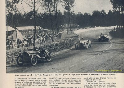 1932 06 06 C.A Martin 8è24 heures du Mans