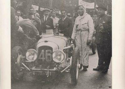 1932 14-15 05 Bol d'Or, 1er Cat. Course Amilcar C.A. Martin MCO GH, 2ème Bodoignet, 5ème Raph, 2ème des 500 M-Robail. 3