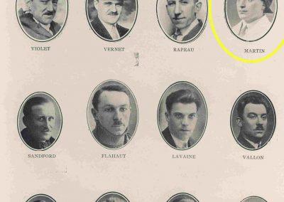 1932 14 15 16 05 Bol d'Or C.A. Martin 1er Cat. Course Amilcar MCO GH n°46, 2ème Bodoignet n°72, 5ème Raph n°47, Poiré 3ème Sport n°18 sur 6 cyl. Amilcar usine et Martin-Robail n°36. 2