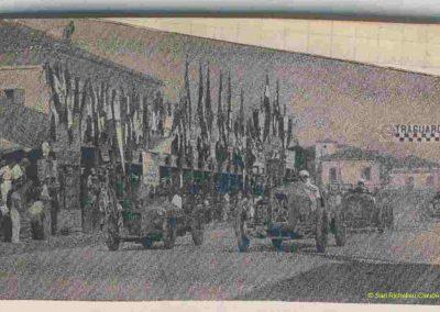 1932 15-16 02 Coupe Acerbo, Italie, Scaron Amilcar MCO, 1er de catégorie. 1