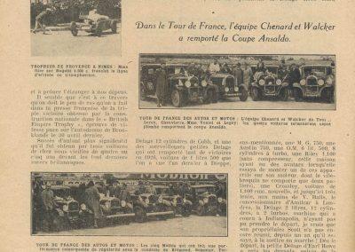 1932 16 05 GP de Nîmes 1er 1100 Scaron Amilcar MCO. 1_