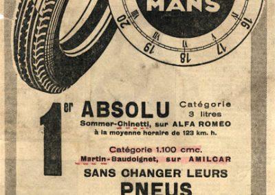 1932-Le-Mans-publicite