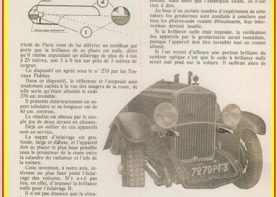 1933 01-02 07 GP (le 10ème) de 24 h. Circuit de Spa-Francorchamps, C.A. Martin, Amilcar 6cyl.-4, 1er Cat. 1100, de Garvardie et Duray, 2090 km, 19ème au Clas. général. 11