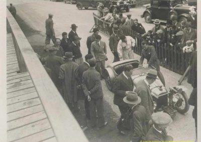 1933 01-02 07 GP (le 10ème) de 24 h. Circuit de Spa-Francorchamps, C.A. Martin, Amilcar 6cyl.-4, 1er Cat. 1100, de Garvardie et Duray, 2090 km, 19ème au Clas. général. 6