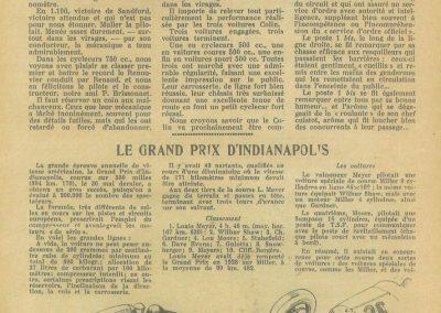 1933 05 06 Bol d'Or Amilcar Blot, Biolay, de Gavardie, Martin, Bodoignet, Poiré, Poulain, Raph, Druck, 15