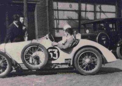1933 21 05 GP de Picardie, Circuit de Péronne. Amilcar C.A. Martin 4ème au général n°53, Amilcar C.A. Martin, Raph 5ème de cat. n°47. 2