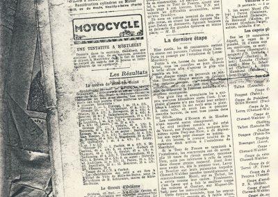 1933 28 05 Circ. Orléans C. A. Martin Mestivier 1