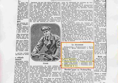 1933 28 05 Circuit d'Orléans. Amilcar C.A. Martin, Martin-Pousse-Boursin-Mestivier. 10