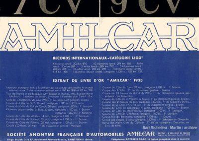 1933-Amilcar-Livre-d-Or