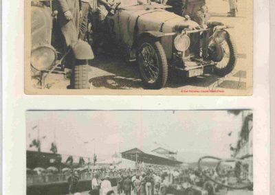 1934 17-18 06. les 24 h. du Mans. Amilcar C.A. Martin-Pousse 20ème, n°42, 2094km, de Gavardie-Duray 14ème n°32, 2271, Poiré-Robail 22ème, 2008. ab Boursin-Nadeau. 4