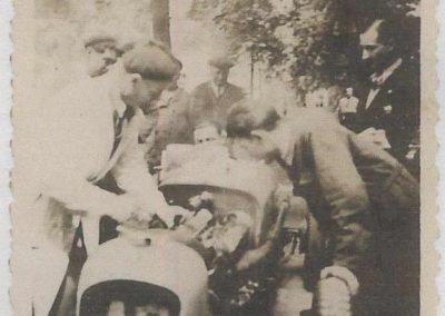 1934 19-21 05 Le Bol d'Or, Saint -Germain-en-Laye. Amilcar C.A. Martin n°42, Poulain 2ème n°56 et Poiré n° 67, 4ème. 5_