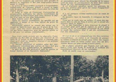 1934 19-21 05. Le Bol d'Or, Saint-Germain-en-Laye. Amilcar C.A. Martin n°42, Poulain 2ème n°56 et Poiré n° 67, 4ème. 9