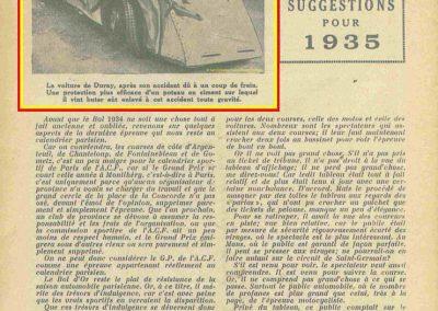 1934 27 05 Bol d'Or. Duray Amilcar C6 ex C.A .Martin. 1