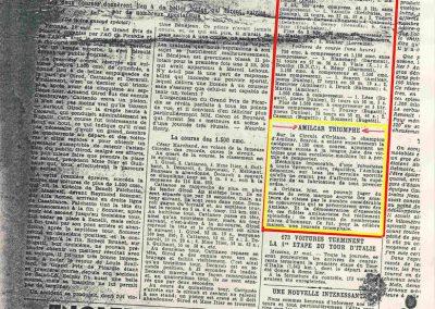 1934 27 05 Circuit d'Orléans. Pousse Amilcar 6cyl.-4 CA Martin. 4