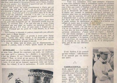 1937 -- 10 les ''AS'' Nuvolari, Caracciola. 1