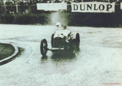 1937 30 05 Epreuve à Montlhéry, Georges Grigard au volant du Monoplace Amilcar 6cyl. . 8