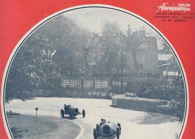 1938 06 05 GP de Pau, 1er Dreyfus Delahaye 12 cylindres devant Commetti-Bugatti. 1