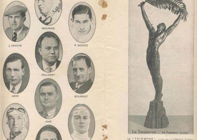 1938 11 09 les 12 heures de Paris. Serraud-Giraud-Cababtous, Gordini-Scaron, Le Bègue-Morel, Raph, Pollédry, Villeneuve-Biolay, Roux-Mestivier, Etancelin-Carrière, Dreyfus, Rouault-Itier.... 5