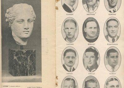 1938 11 09 les 12 heures de Paris. les Pilotes, Scaron, Gordini, Vernet, Mestivier. 6_