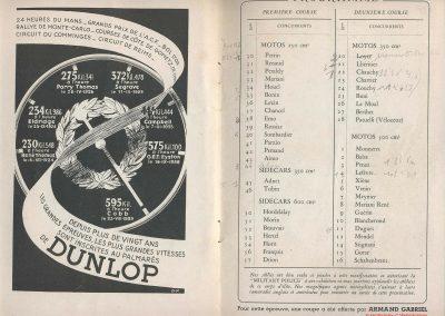 1945 09 09 Coupe de Paris et Libération, Bois Boulogne Porte Dauphine-Muette. Motos 250, Houel, Chancel..., en 500, Monneret, Balsa, Lefevre, Venin... Side Beauvais... . 1