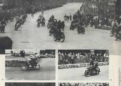 1946 09 06 Circuit de Saint Cloud, Inauguration de l'Autoroute de l'Ouest, Amilcar MCO 1500, C.A. Martin n° 51, Louveau Maserati. 126