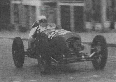 1946 09 06 Circuit de Saint Cloud, Inauguration de l'Autoroute de l'Ouest, Amilcar MCO 1500, C.A. Martin n° 51, Louveau Maserati. 6
