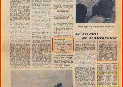 1946 30 05 Bois de Boulogne 1er Wimille Alfa-Roméo. Le 09 06 Circuit Saint-Cloud. Coupe Conseil Municipal. Inaugu. Autoroute. C.A. Martin Amilcar n°51 MCO 1500cc 5