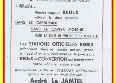 1947 18 09 Bol d'Or à Saint-Germain-en-Laye, Circuit des Loges. Le ''Jamtel'' 3 fois 1er Cat. Course au ''Bol d'Or'' Amilcar Monoplace. En catégorie Sport 1er Cayla Simca-Gordini. 1