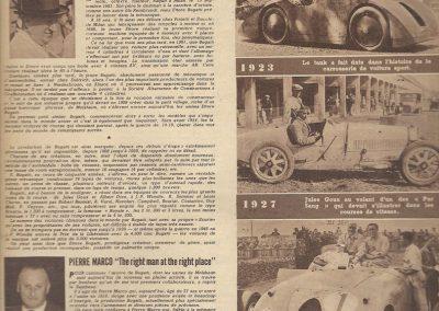 1947 Bugatti Historique. 1