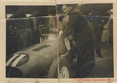 1948 05 06 Bol d'Or Saint-Germain-en-Laye, Mottet -C.A. Martin Amilcar MCO GH. (carrosserie modifiée, surnommé la MarMote). 6