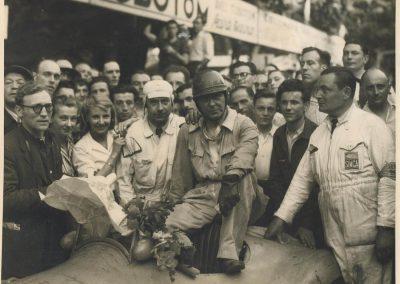 1948 05 06 Bol d'Or. C.A. Martin et Scaron 1er Simca. 1er Cat. Amilcar Le Jamtel. Claude Martin Amilcar Baby. 3