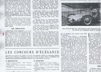 1948 15-16 05 20ème Bol d'Or. 1er Cat. Course Le Jamtel Amilcar Monoplace RedeX Derji. Cat. Sport Mottet-Martin, 1er Scaron sur Simca-Gordini. 6