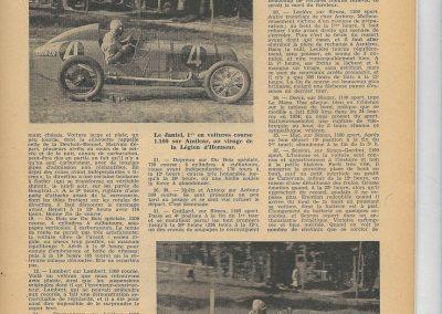1948 17 05 Bol d'Or Saint Germain en Laye, 1er Sport Scaron Simca-Gordini, 1er Course Le Jamtel Amilcar Monoplace. 2