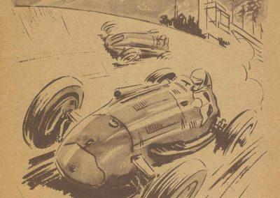 1948 30 05 1er GP de Paris à Montlhéry, Coupe d'Argent, 1er Le Jamtel, Amilcar Monoplace Dauphine. 1