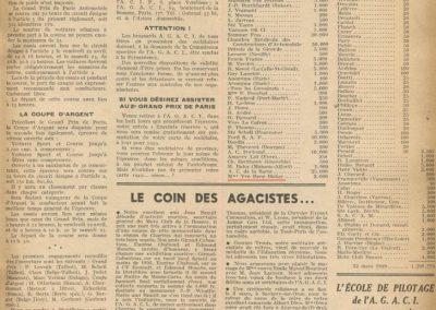 1949 -- 04 Wimille Souscription (Mme Veuve Biolay) 1