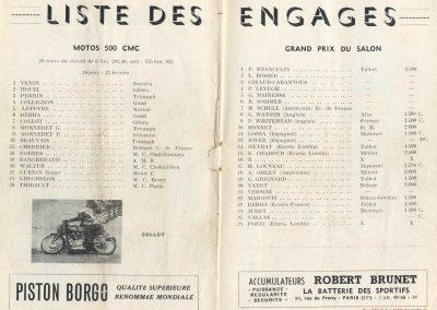 1949 09 10 GP Salon. Pollédry, Grignad, Wagner...5