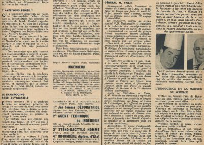 1949 27 01 Hommage à J.P. Wimille. 8