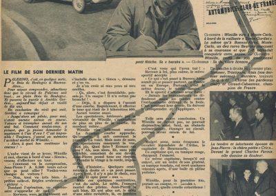 1949 27 01 Hommage à J.P. Wimille. 9